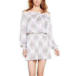 NWT white house black market dress xs slit sleeve